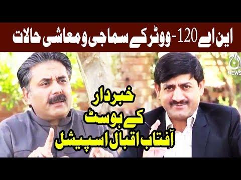 Rubaru - 16 September 2017 - Aaj News