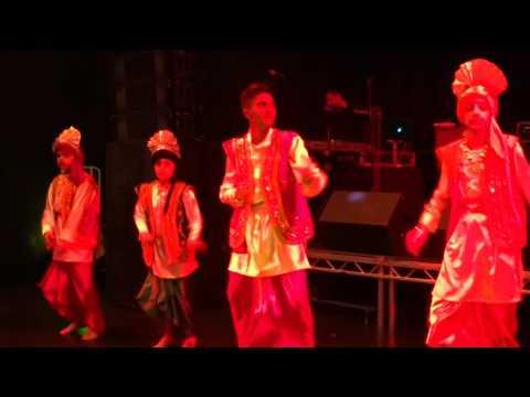 BHANGRA BLAST Academy - Picha Ni Chad Di @ Vaisakhi Bhangra Legends Dinner & Dance