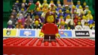 Lego Olympics Beijing 2008 Yang Wei Gymnastics