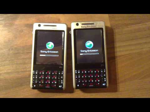 Sony Ericsson P1i - unmodded vs. modded Smartphone