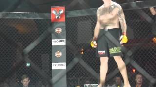 Jakub Holub vs Nick Barno MMATROPHY4