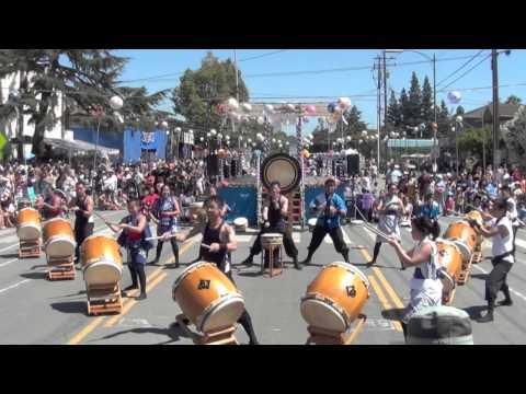 Jodaiko 2013 San Jose Obon (HD)
