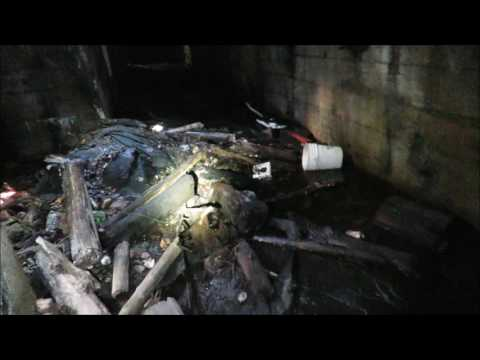 Going Underground In Lansford PA, Exploring Coal Mining Ruins