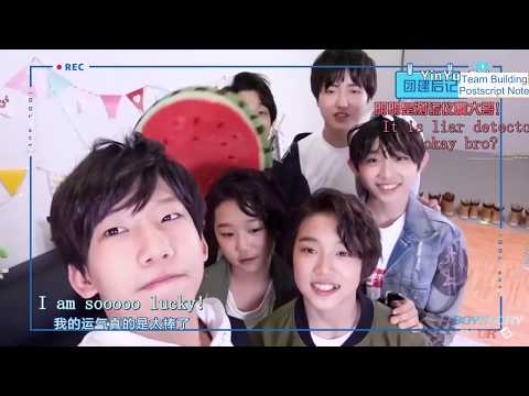 【ENG SUB】BOY STORY  2nd Interview in Planning Agency 爱豆企划社 180615