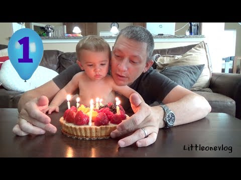 First Birthday Year 1.0 | LittleOneVlog