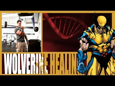 Wolverine Healing How to Heal and Recover Faster