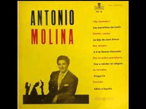 ANTONIO MOLINA LP BUENO