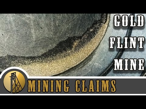 Gold Flint Mine - Montana - Gold Rush Expeditions - 2015