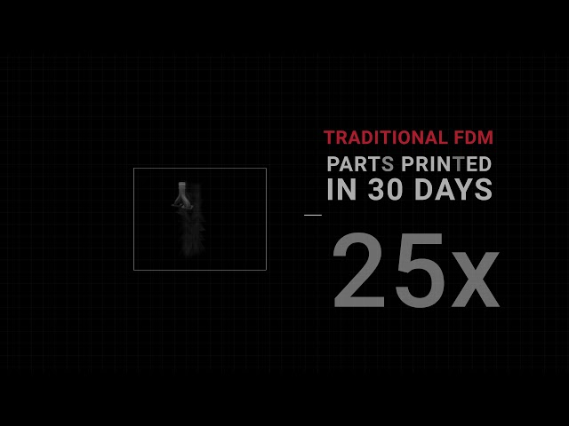 How Essentium's HSE 180•S Compares to Conventional FFF Printers