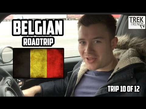 BELGIAN ROADTRIP TO GHENT - Country #10 of 12