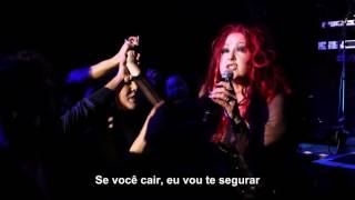 Cyndi Lauper - Time After Time (Live HD) Legendado em PT- BR