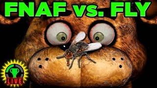 GTLive:  FNAF vs. FLY