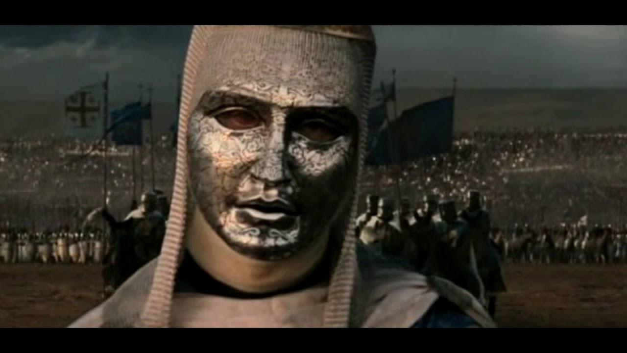 Download Rencontre de Saladin et Baudouin IV - (Kingdom of Heaven) scène VF