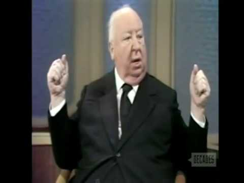 Alfred Hitchcock on The Dick Cavett Show