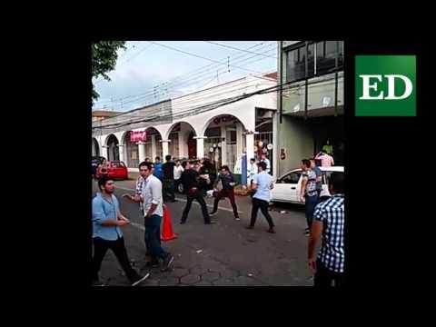 Bolivia: brutal pelea en un boliche, en los festejos por la Nochebuena