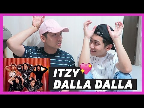 """ITZY """"달라달라(DALLA DALLA)"""" MV REACTION!"""