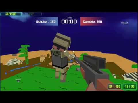 Partie De Pixel Gun Apocalypse 4 Pacogames