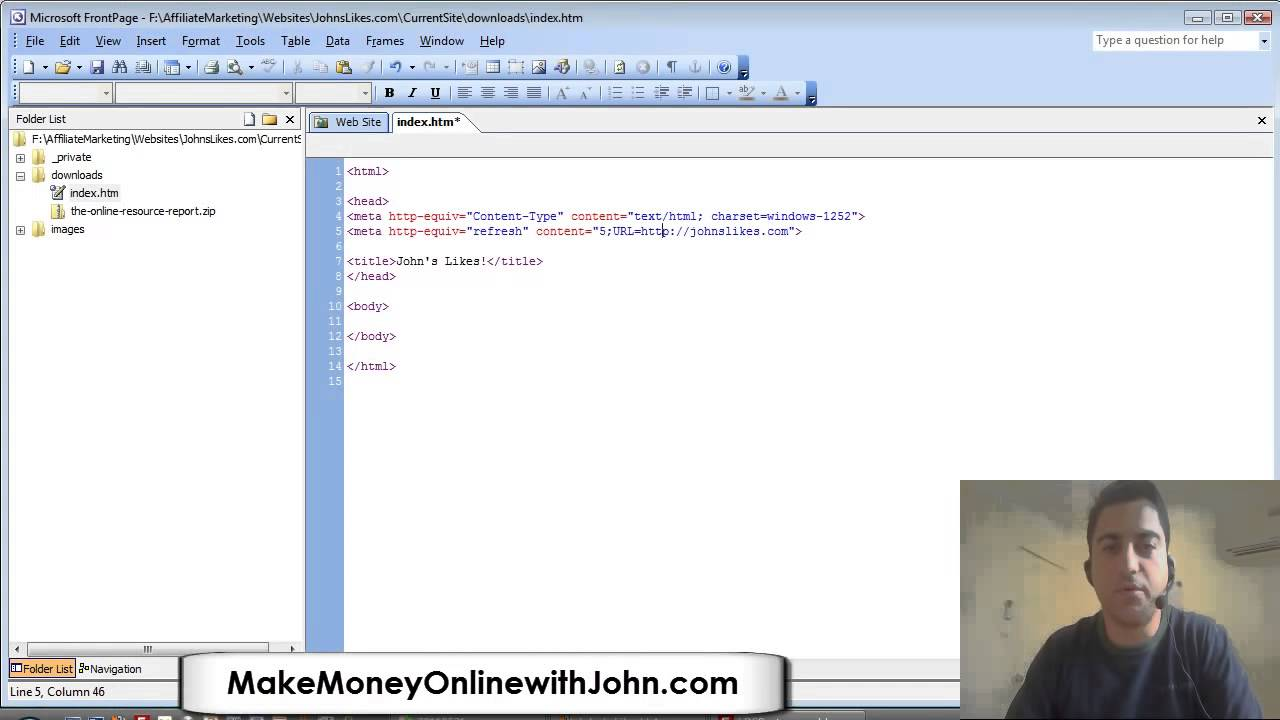 How To Redirect a Web Page After 5 Seconds (Just One Line of Code!) 2015