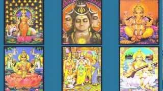 Twameva Mata, Chapita Twameva. Hindu daily prayer.