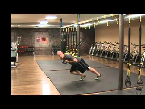 My Favorite TRX Suspension Trainer Exercises; Sprinter Starts
