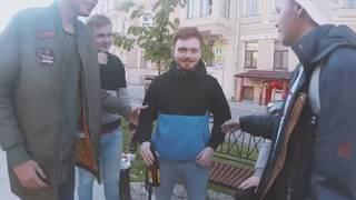 Эдик Кингста затроллил моладавсую флейву