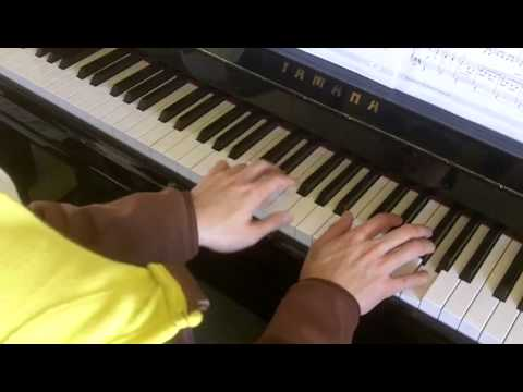 ABRSM Piano 2013-2014 Grade 8 A:8 A8 Shostakovich Prelude and Fugue in D Fugue Performance