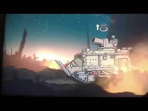 Pow pow tank valiant heart the great war |
