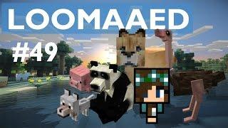 KARJUMINE JA SOSISTAMINE - Minecraft Loomaaed #49 (eesti keeles)