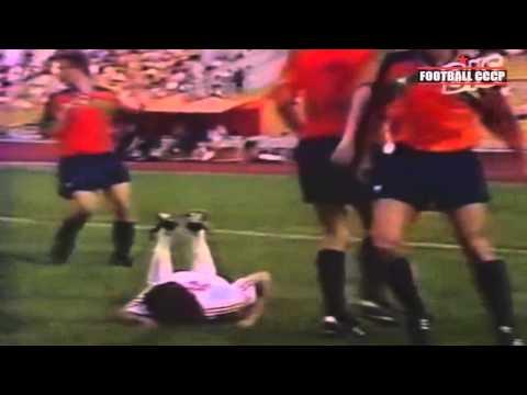 16 Тур Чемпионат СССР 1991 ЦСКА Москва-Шахтер Донецк 3-4