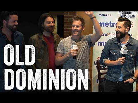 Old Dominion - Talk Vegas, Break Up With Him, and Kenny Chesney