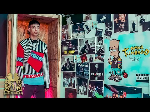 Natanael Cano - Amor Tumbado [Official Video]