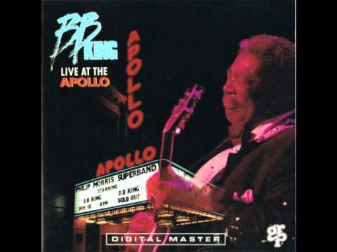 B.B.King - The Thrill Is Gone (Live at Apolo 1991).wmv