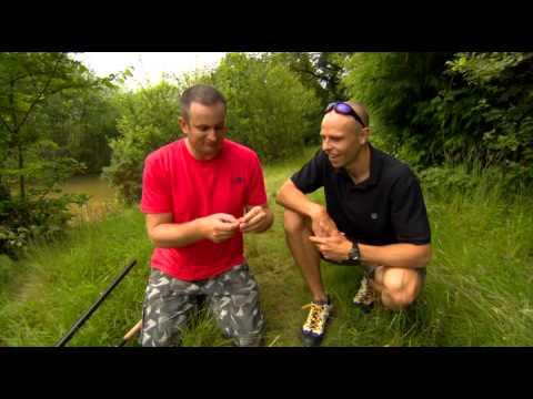 Tackle Guru Steve Ringer - Stalking Koi - Anglers Paradise
