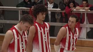 ASD Atletico Borgo - ASD Scuola Pallacanestro Vignola LA STORICA CONQUISTA della Serie C