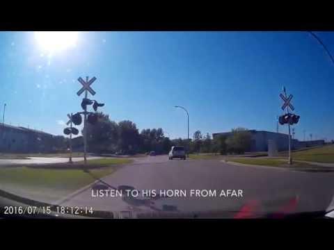 A Real Winnipeg Road Rage