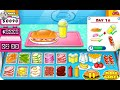 Go Fast Cooking Sandwiches - Day 16 Fast Cooking Sandwiches Best Cooking Games For Childrens