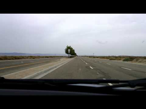 Musical Highway in Lancaster, CA