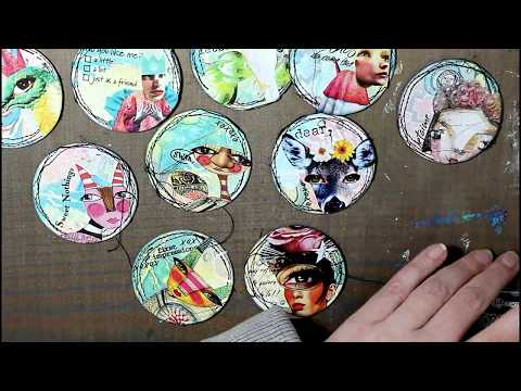 Art Foamies, Artist Trading Coins