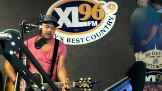 Tebey - Somewhere In The Country (Live at XL - Aug 14 2013)