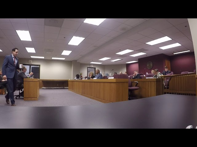MIssouri HB1540 on Recording School District Meetings (Support)