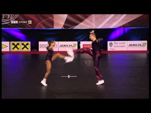Acrobatic Rock 'n' Roll Main Class World Masters Graz 2014-10-11