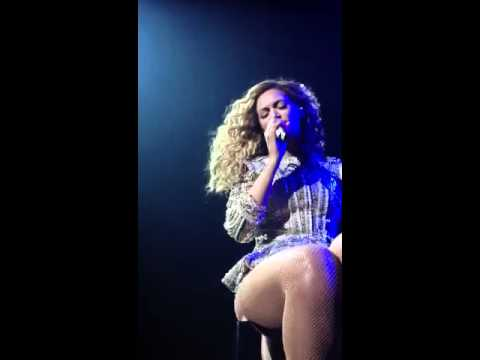 Beyonce Atlantic City night #1 Resentment
