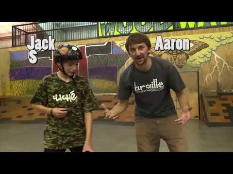 AARON VS JACK S K A T E