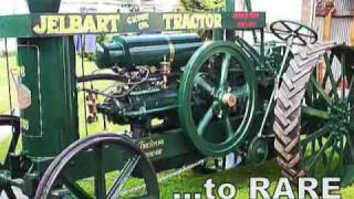 1918 fully restored Jelbart Tractor...Francis Ransley, Videos from Mary the Supergranny
