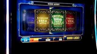 Betty Boop Fortune Teller slot bonus 2