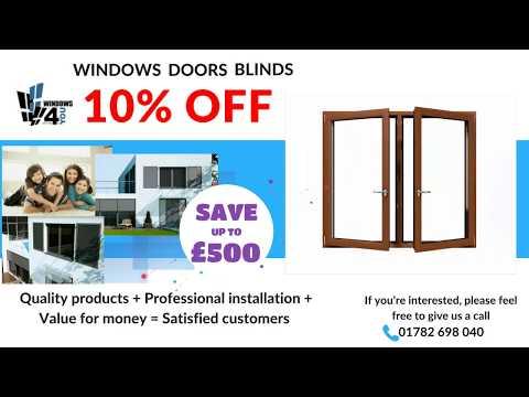 Windows4You - Windows   Doors   Blinds In Newcastle under Lyme