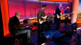 Lloyd Cole Opposites Day BBC Andrew Marr Show 2014