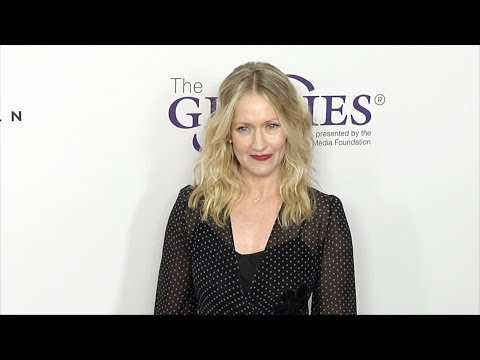 Paula Malcomson 43rd Annual Gracie Awards Gala Red Carpet