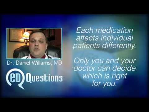 Which Medication is Most Effective for Erectile Dysfunction by DR Williams EDQuestions