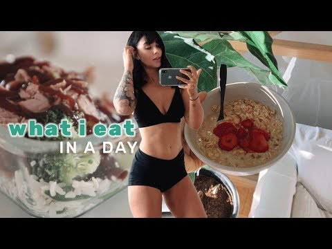 What I Eat In A Day || HEALTHY & EASY